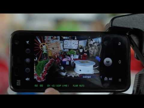 Video of Mi2raw Camera