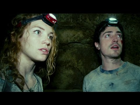 video review - Did we find Legendary's found footage film set in the catacombs of Paris scary or just so-so?