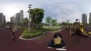 青衣東北公園 及 觀景台 VR360