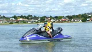 10. 2005 waverunner fx cruiser high output