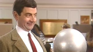 MrBean - Mr Bean - School Open Day
