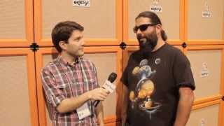 Stephen Carpenter (Deftones) Interview Gold Rush Live from NAMM 2015