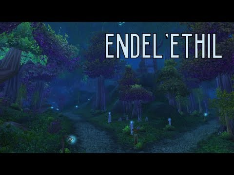 Sharm ~ Endel'ethil (A Darnassian World of Warcraft Love Song)