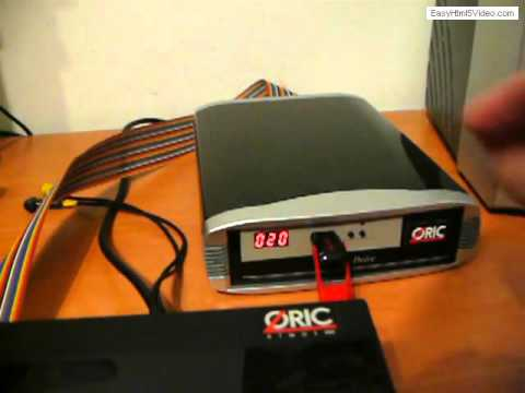 Oric Atmos USB Delux Drive