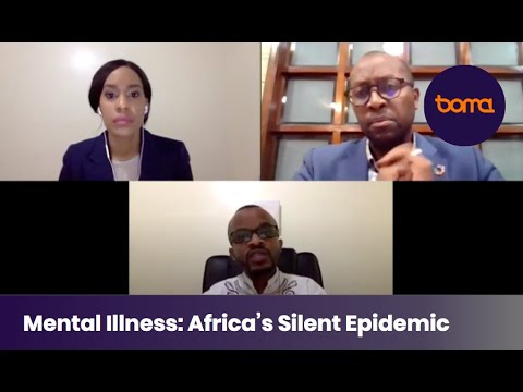 Mental Illness: Africa's Silent Epidemic   Boma Kenya   Mental Health & Remote Health Virtual Summit