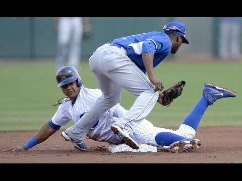 Starlin - Chicago Tribune sports columnist Steve Rosenbloom talks about Cub's shortstop Starlin Castro's hamstring injury and it's impact on the team. For more video, ...