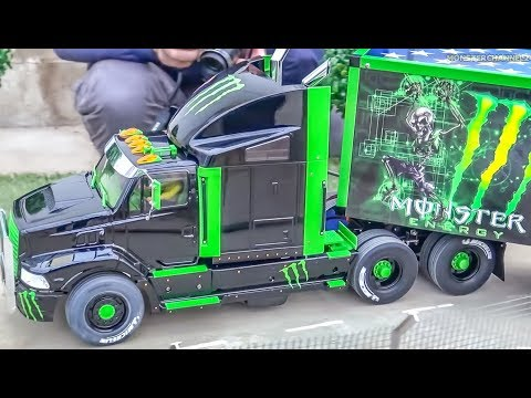 Stunning Scale Mix! RC Tractor Trucks! Drift Cars! R/C Offroad Trucks!