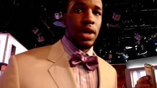 Thomas Robinson Post-NBA Draft Lottery Reaction
