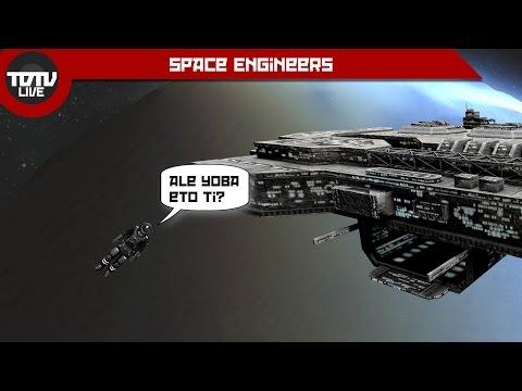 Space Engineers [#1] - Приземлиться, собраться, выпить!