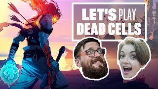 Let's Play Dead Cells - LET'S FIGHT THE CONCIERGE