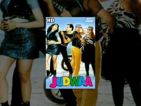 Judwaa (HD) - Hindi Full Movie - Salman Khan - Karishma Kapoor - Rambha - (With Eng Subtitles)