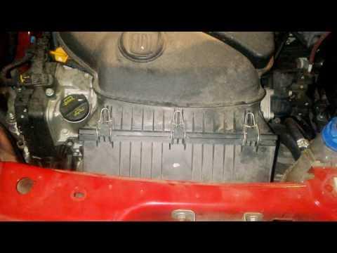 Como trocar o filtro de ar do motor do Fiat Palio Attractive 1.0/1.4