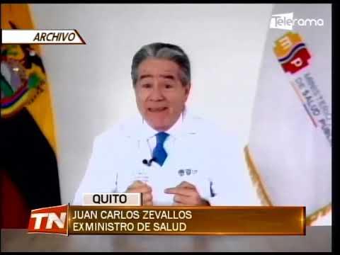 Al término del gobierno de Moreno más de 2 millones serán vacunados, según Zevallos