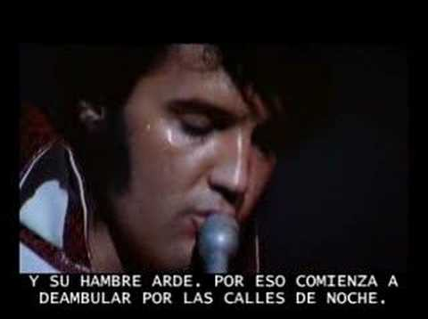 En el Gueto (In the Ghetto) de Elvis Presley, subtit español