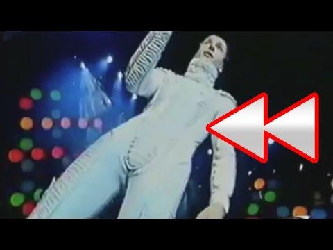 Weird russian singer - Chum Drum Bedrum BUT IT'S REVERSED!