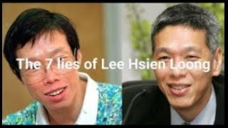 Video Lee Hsien Yang on 7 Lies Told By Lee Hsien Loong MP3, 3GP, MP4, WEBM, AVI, FLV Agustus 2018