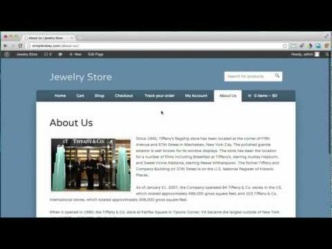 Build Your Online Store! – 2013