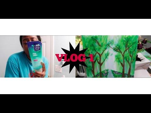 My Birthday,Work,Skin Care, Music is life|Vlog 1