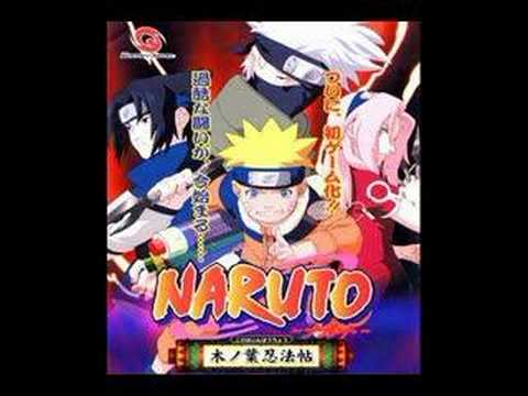 Naruto Anime BGM Music The Raising Fighting Spirit YouTube