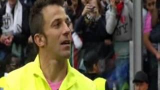 Video Alessandro Del Piero L'Addio alla Juve MP3, 3GP, MP4, WEBM, AVI, FLV September 2017