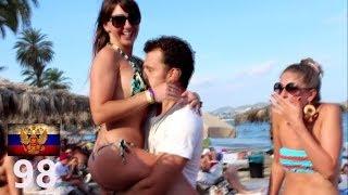 Motorboat X 100 Girls - Luckiest Guy Ever!