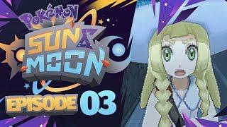 Pokémon Sun & Moon Let's Play w/ TheKingNappy! - Ep 3 BULLIED IN THE SCHOOLYARD by King Nappy