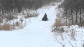 7. 4 Stroke Arctic Cat Snowmobile