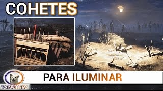 Nuevos Cohetes usables añadidos a battlefield 1 en el Mapa Noches de Nivelle, donde encontrarlos y como utilizarlos y para que sirven todo en este vídeo.