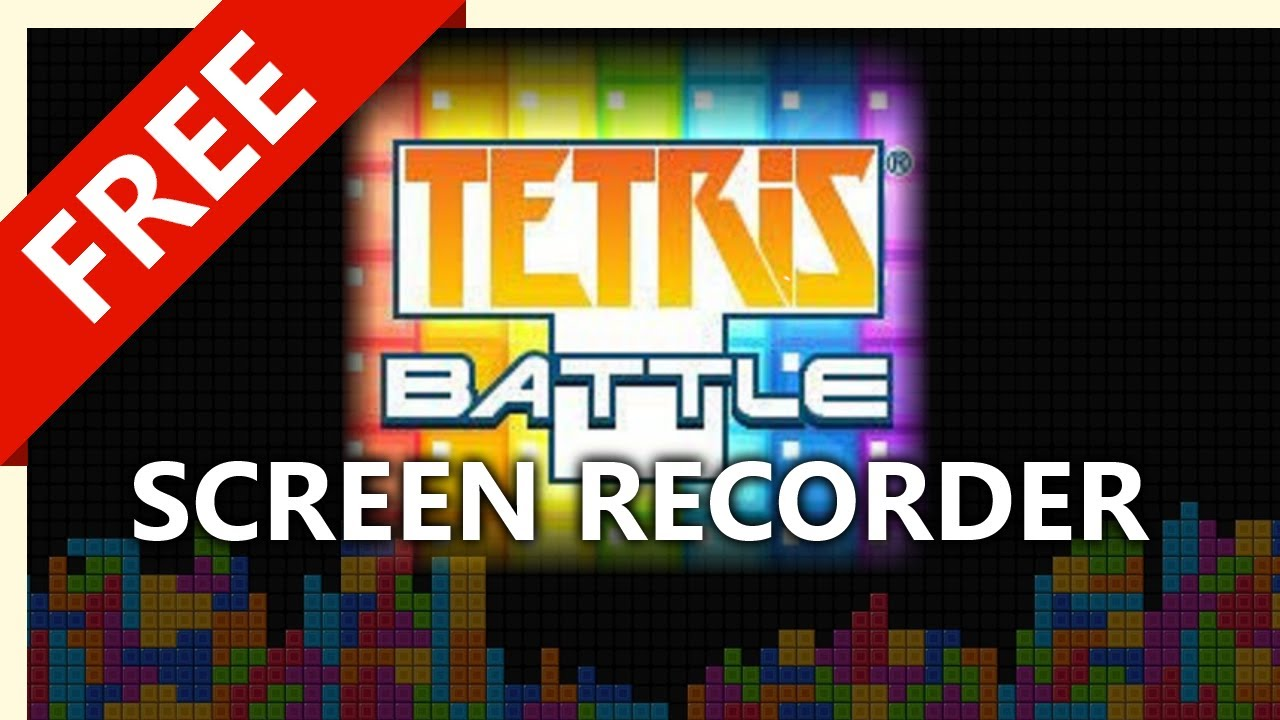 How to Capture and Record Tetris Battle Gameplay