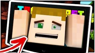 Minecraft   STUCK IN A COMPUTER TROLL!! - Troll Craft