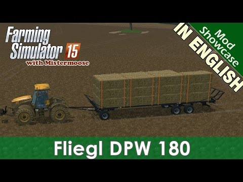 Fliegl DPW 180 automatic charging function v2.0