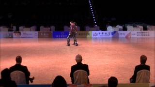 Guylaine Golf & Florian Baron - World Dance Sport Games 2013