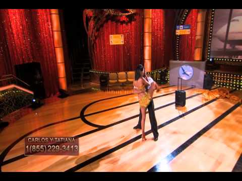 Baile de Carlos Sarabia, Semana 5 - Thumbnail
