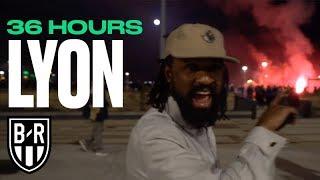 36 Hours in Lyon—Fernando Perez Watches Lyon vs. Barcelona, Sees Fireworks on Ultimate Trip
