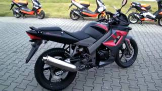 9. Kymco Quannon 125 Motorrad