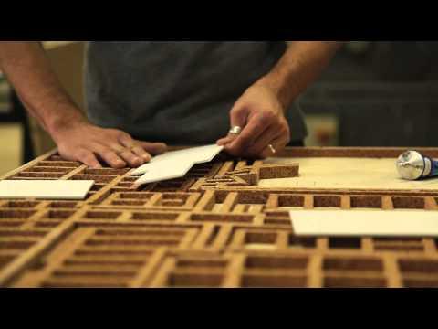 comment construire une maquette d'aeroport