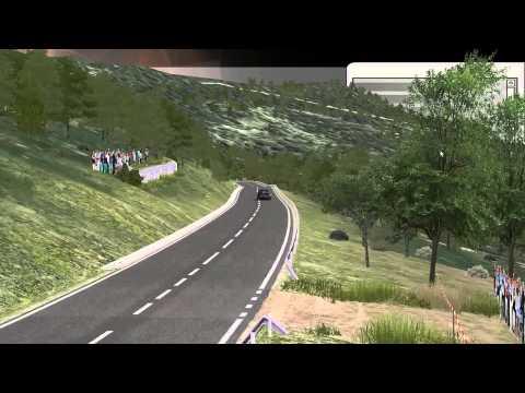 WRC4.0 - Ken Block's Ford Fiesta - La Mussara (Catalunya, 20.48km)