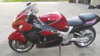 7. 2006 HAYABUSA 1300 $4300 FOR SALE WWW.RACERSEDGE411.COM