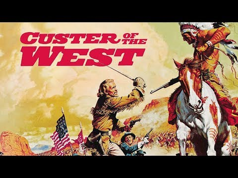 Custer of the West (Western Movie Trailer) |  Ty Hardin | Robert Shaw |  cowboy movies full movies