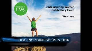 Jun 21, 2016 ... University of the West of Scotland ... Streamed live on Jun 21, 2016 ... Sally nJewell 2016 University of Washington Commencement Speaker...