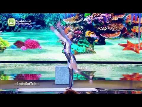 إليسا سيد تعرض مرونة وتحكما غير عاديين في نصف نهائيات Arabs Got Talent