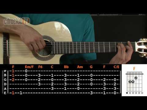 Let It Be - The Beatles (aula de violão completa)