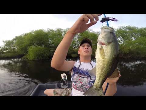 Aaron Outdoors: Pond Fishing with GoPro Hero 3+