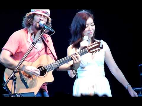 Lucky (with Corrinne May) (Live At Gardens By The Bay)