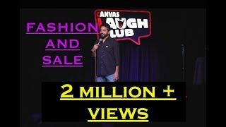 Fashion and Sale | Standup Comedy By Vijay Yadav