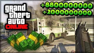 GTA 5 Online Billion Dollar Mods/Hack In Next Gen (GTA 5 Gameplay)