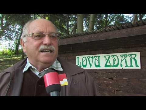 TVS: Dolní Němčí - Zkoušky ohařů