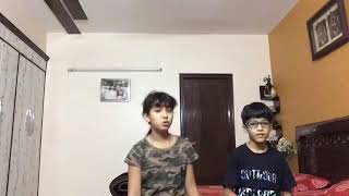 What is in the bag challenge/Sanjana and bunny