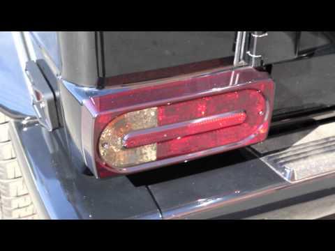 ICON Refined Mercedes G Class G Wagen