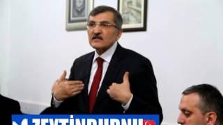 Başkan Murat Aydın'a Giresun Çanakcılar Derneğinden Tam Destek